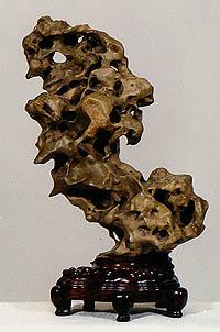 Scholar's Rock - Taihu Stone