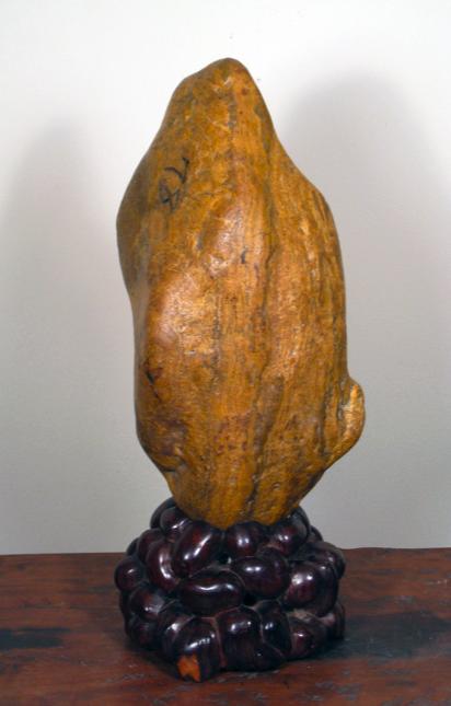 A06 Yellow Wax Stone36x13x12 cm