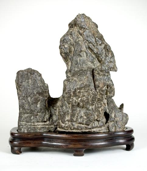 A4 19th Wen Stone 7x32x15 cm