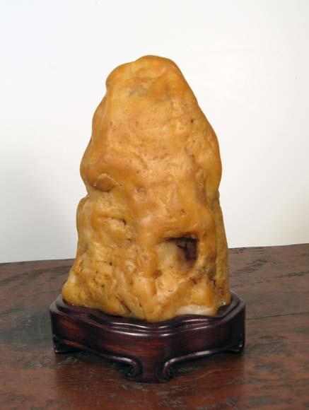 H6 Yellow Wax Stone 15x10x7 cm