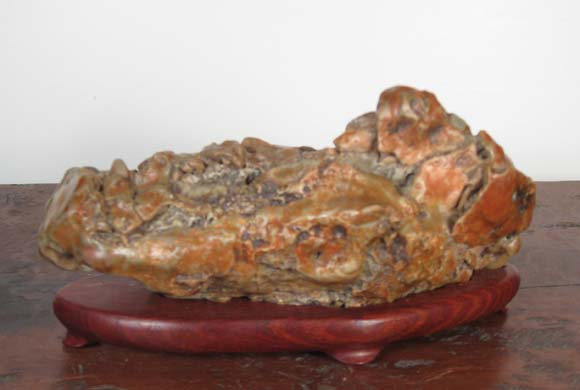 HS14 Fongli Stone 8x15x6 cm $160
