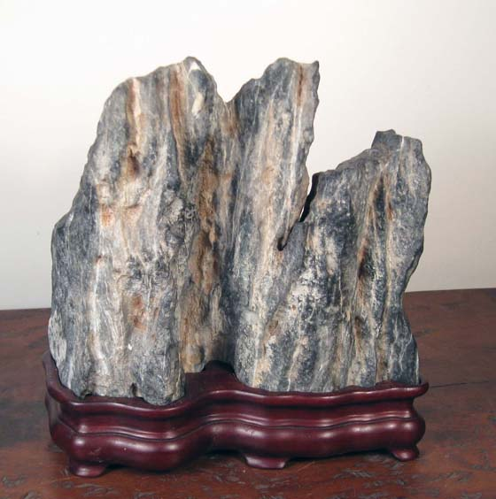 HS2 Taihu Stone 17x15x8 cm $290