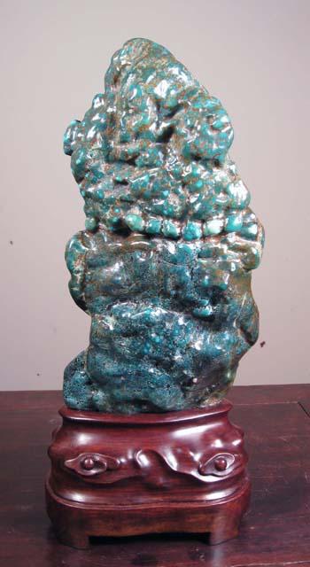 S11 Turquoise 33x12x6 cm